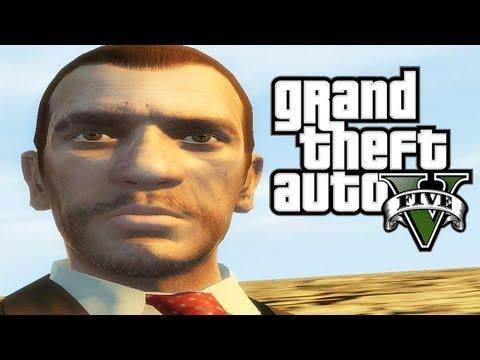GTA V Niko Trailer