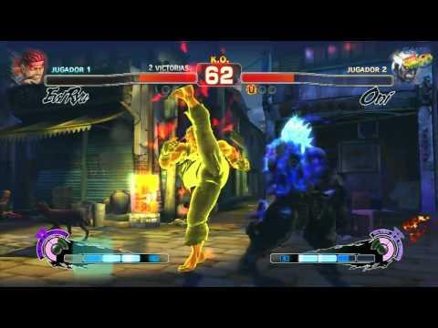 Video Análisis: Super Street Fighter IV Arcade Edition [HD]