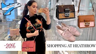 Shopping at Heathrow | What I Bought from Chanel & Price Comparison-Hermes, Cartier, LV, Dior, Gucci