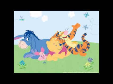 ภาพสไลด์ของหมีพู