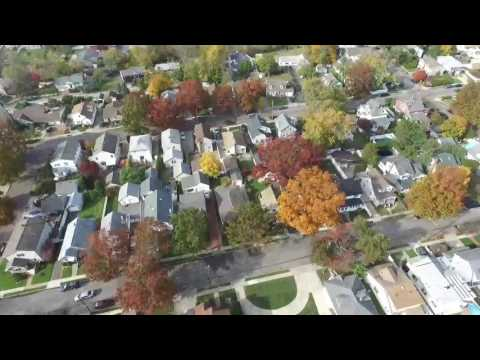 Oceanside long island drone footage.