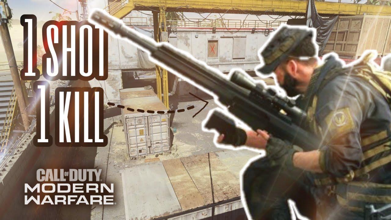*NEW* Rytec Sniper   1 Shot 1 Kill   Call of Duty: Modern Warfare (Montage) #RYTECSNIPER #COD #PRICE