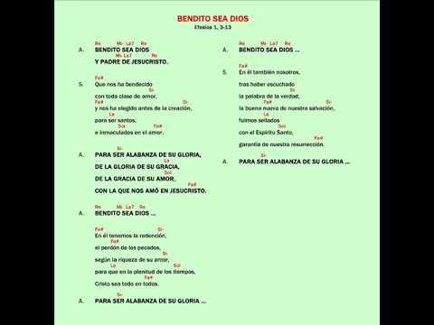 Bendito Sea Dios - Kiko Argüello