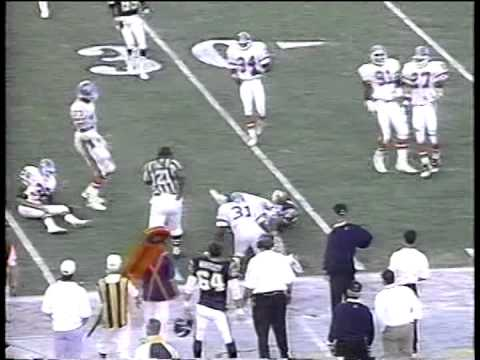Broncos vs. Chargers, 1993