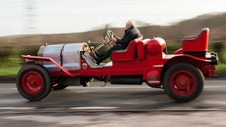 The 99-year-old Car: Engineer Spends 15 Years Restoring His Dream Car