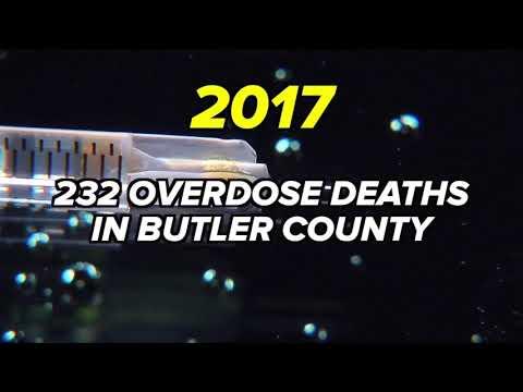 Overdose Deaths Decrease In Butler County