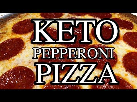 reteta keto pizza
