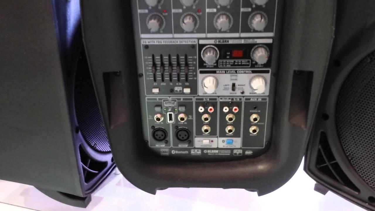 Behringer PPA500BT