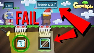 EXPENSIVE OR TRASH? (WRONG DOOR😂) || Growtopia