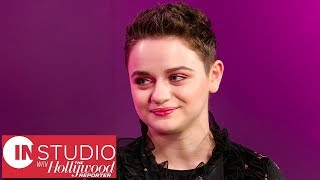 Joey King Talks 'The Act,' Bonding with Patricia Arquette & 'The Kissing Booth' Sequel | In Studio