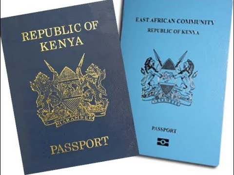 Relief for Kenyans living in diaspora with introduction of new passports