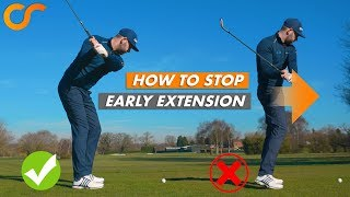 DRILLS TO STOP EARLY EXTENSION
