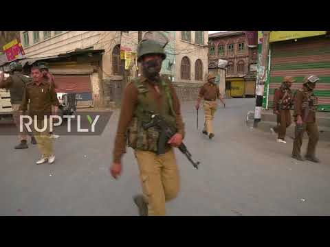 India: Fresh clashes shake Kashmir a day after 20 killed by Indian forces