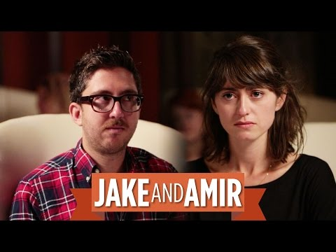 jake and amir dating coach outtakes