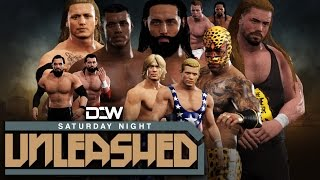 dcw saturday night unleashed ep1 the beginning   wwe2k17 universe mode