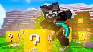 ABRINDO 10 LUCKY BLOCKS DE 100% - Minecraft REVERSO #5