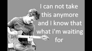 tyler ward the rescue lyrics