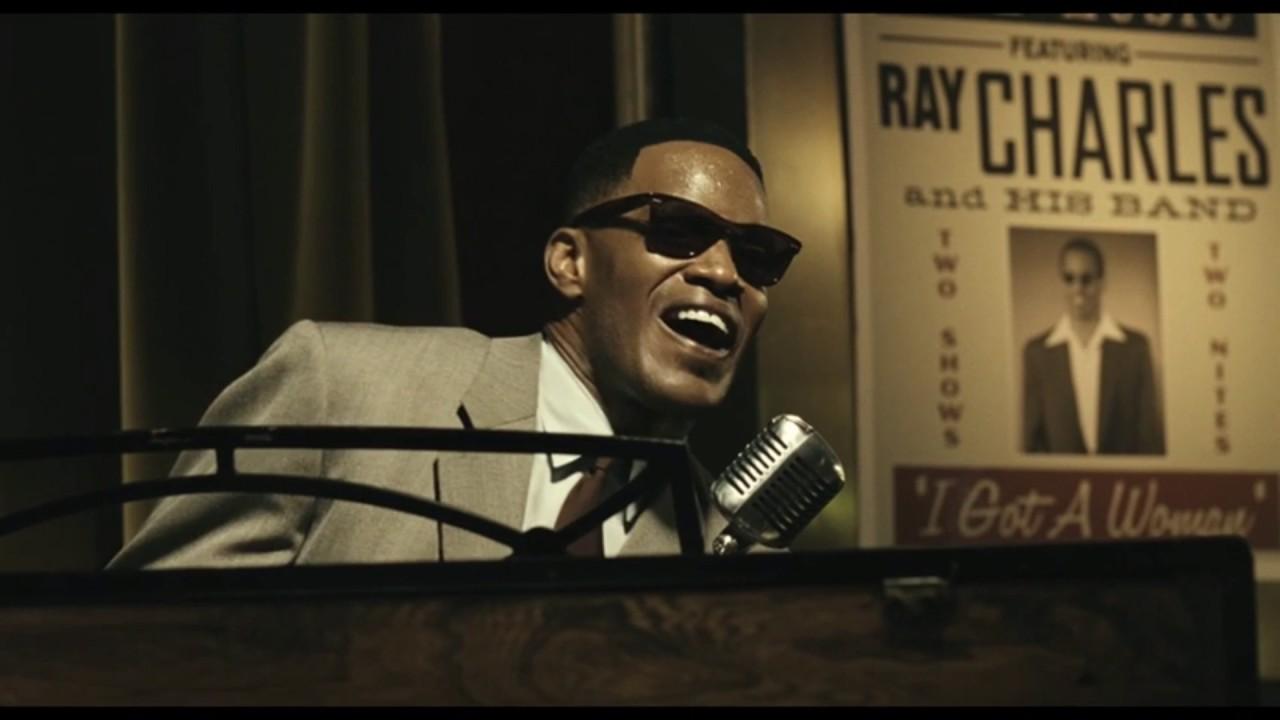 Ray - Hallelujah I Love Her So (movie scene) - YouTube
