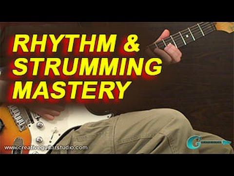 RHYTHM GUITAR: Rhythm & Strumming Mastery