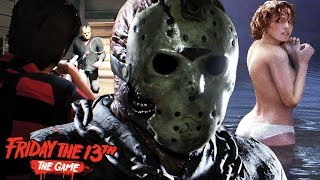KILLING JASON VOORHEES? || Friday The 13th The Game Multiplayer Gameplay
