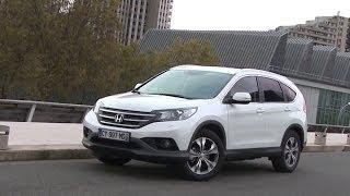 Essai Honda CR V 1.6 i DTEC Executive 2013
