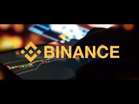 Binance Exchange Market Tutorial
