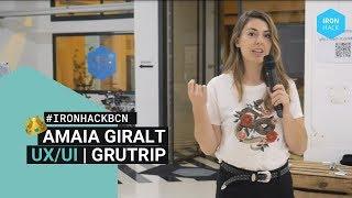 Grutrip by Amaia Giralt - UX/UI Ironhack BCN