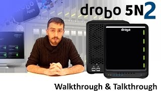 The Drobo 5N2 Network Storage Server – Mac Favourite Drobo Unleash A Brand New NAS For 2017 DRDS5A21