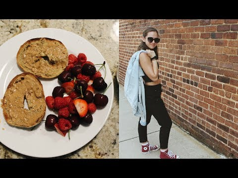 WHAT I ATE TODAY AS A VEGAN BALLET DANCER #31
