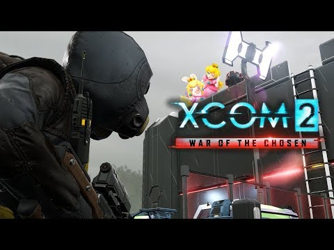 XCOM 2 War of the Chosen - Hard Game |