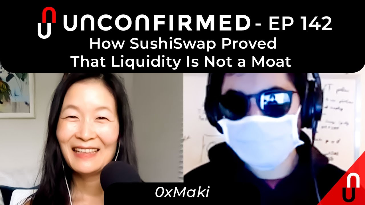 How SushiSwap Proved That Liquidity Is Not a Moat - Ep.142