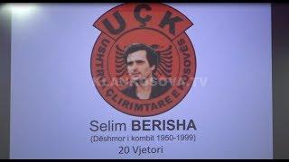 Përkujtohet profesori dëshmor, Selim Berisha - 20.03.2019 - Klan Kosova