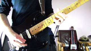 Pink floyd - comfortably numb solo live cover
