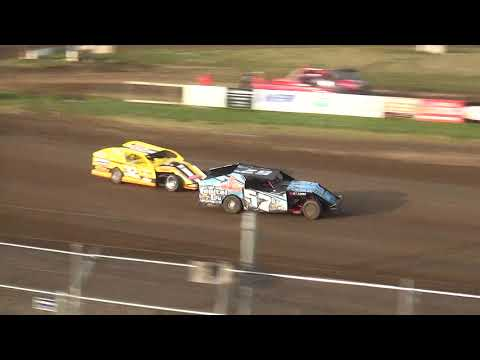 IMCA Modified Heat 2 Independence Motor Speedway 6/29/19