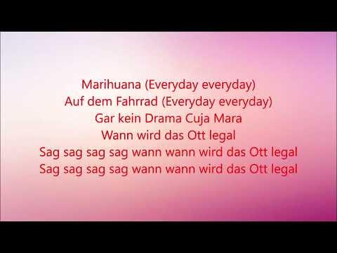 Bonez MC - Marioana lyrics