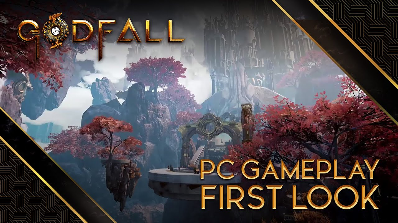 Godfall: PC Gameplay First Look Trailer - YouTube