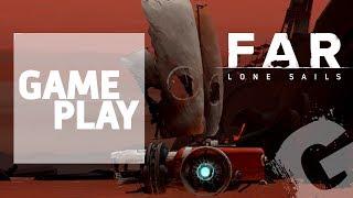 🎥 FAR: Lone Sails: GAMEPLAY. ГОДНОТА?! (VO-707)