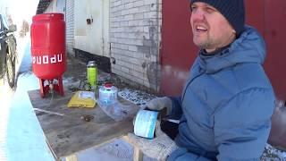 Заправка газовых баллончиков  для  кемпинга и рыбалки .
