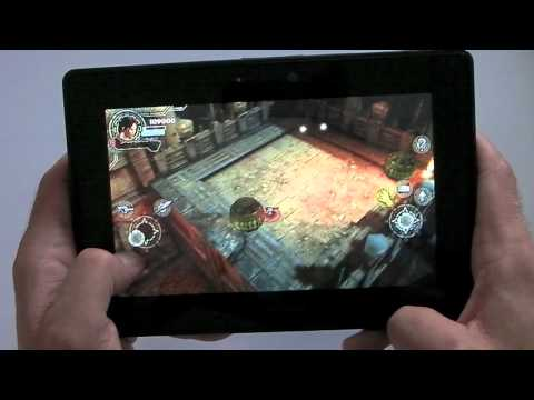 Getting a 4G PlayBook? Here's the best games!