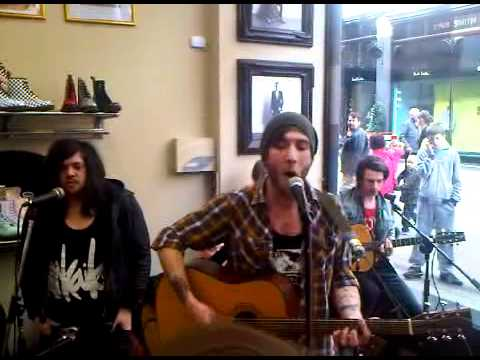 Shadows Chasing Ghosts Sunlight Acoustic