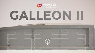 Reimagined: GALLEON II from Cooper Lighting