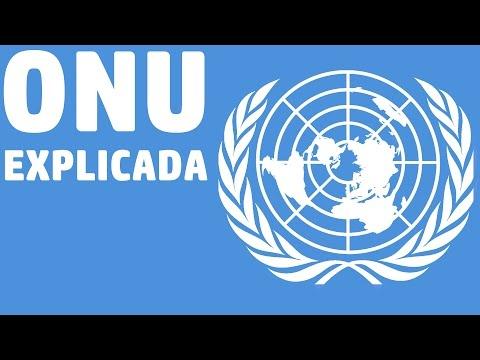Como funciona a Organização das Nações Unidas (ONU)?
