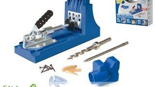 木工工具教學-Kreg K4鑽孔治具,取代榫接結構,木工步驟教學-Arthur老師示範