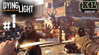 Dying Light Multiplayer Gameplay Part 1