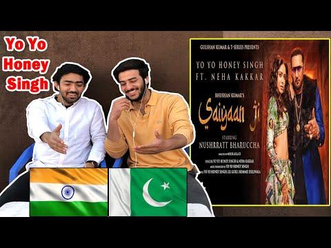 react-to-saiyaan-ji-yo-yo-honey-singh,-neha-kakkar-|-pakistani-reaction-to-indian-song