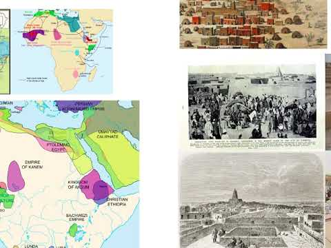 LECTURE: Pre-Colonial African Cities