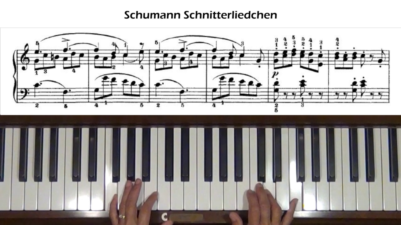 The Reapers Song, Op. 68, No. 18 (Schnitterliedchen)