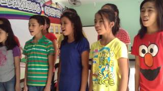 I&#39ll Take care of you by Tala Childrens Choir
