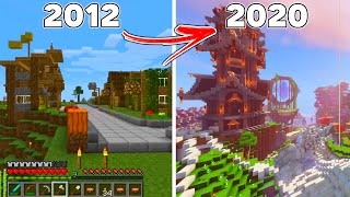 The RISE Of Hermitcraft - What PEAK Minecraft Looks Like...
