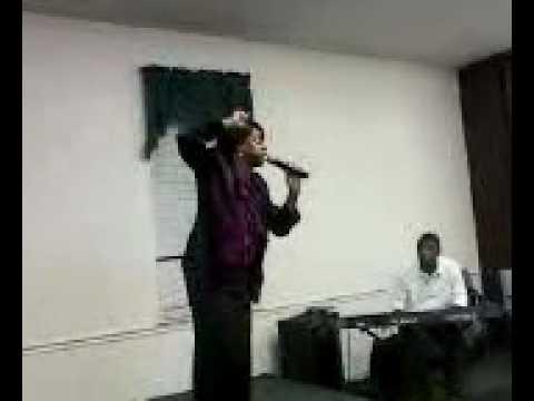 Bishop Sharon at KEM Worship Center GA. Part 1